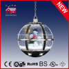 Weißes Round Ball Shape Decorative Hanging Lamp für Party Holiday