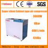 Compresor de aire reservado dental de Oilless con la caja silenciosa TW7504S