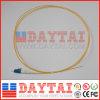 Tresse uni-mode de fibre optique standard de LC/Upc