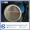 Carreau de céramique de résistance à l'usure de la Chine pour l'offre de fournisseur de pipe de revêtement