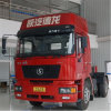 Caminhão da cabeça do reboque do caminhão do trator de Shacman 4X2