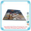 Espiral - impresora del compartimiento mensual de la impresión del libro encuadernado