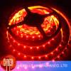 3528 Rojo SMD LED tira flexible