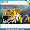 Sale를 위한 주문품 Football Sport Usage Inflatable Tiger/Mascot Tunnel
