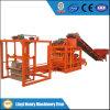 기계 플랜트를 만드는 유럽 질 Qtj4-26c 구렁 구획