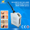 Eo Q Switch Nd YAG Laser voor Tattoo Removal (C6)