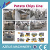 Saleのための150kg/H Capacity Automatic Chips Making Machine Manufacture