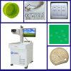 Máquina de grabado de goma del laser de los productos