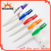 Advertizing barato Plastic Ballpoint Pen para Logo Printing (BP0289)