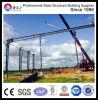 Almacén prefabricado ligero del marco de acero en Ghana