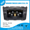 2 RUÍDO Car DVD para o cr-v 2007-2011 de Honda com Construir-em chipset RDS BT 3G/WiFi DSP Radio 20 Dics Momery do GPS A8 (TID-C009)