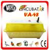 Incubateur d'oeufs de poulet/mini cuve d'incubateur d'oeufs incubateur/Va-48