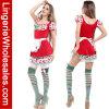 Heißes verkaufendes reizvolles rotes Erdbeere-Mädchen-Kostüm