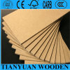 4 ' x8 MDF van Waterproof Raw Board/Plain MDF Board