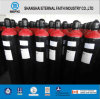 40L Industrial Gas Seamless Steel Gas Cylinders 40L Oxygen Cylinder