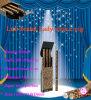 Leopard atractivo Slim y Thin 300puffs Disposable E Cigarette, Disposable Electronic Cigarette, Disposable E Cig