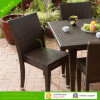 Vendita calda mobilia esterna Rattan che pranza insieme all'aperto