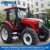 농업 트랙터 110HP 4WD 바퀴 트랙터 영농 기계