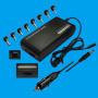 100W Adapter des Laptop-AC/DC mit Ausgabebaustein USB-5V