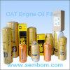 Filtro de petróleo do motor do elevado desempenho para a máquina escavadora/carregador/escavadora da lagarta