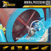 Pequena máquina de mineração portátil Drum Mini Trommel Washing Screen Factory