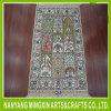 Tapete oriental do tapete de Teppich do tapete da caxemira da seda de 100%