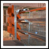 H Type Battery Cages per Broiler Chicken
