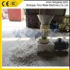 (a) Máquina de madera del molino de la pelotilla del pequeño del arroz de la paja tallo del algodón