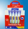 Crayon lecteur non-toxique de rectification de rectification de crayon lecteur de crayon lecteur coloré rapidement sec de rectification