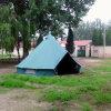 Легкий шатер снесенный колокола шатра колокола напольный сь
