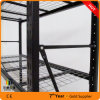 450kg Load Capacity Wire 갑판 Warehouse Rack