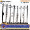 鉄のゲート、錬鉄の装飾のドア