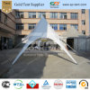 별 Shade PVC Tent & Outdoor Star Shade Marquee Tents (직경 8m)