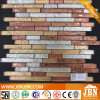 Мозаика нового Tinfoil стены конструкции золотистого стеклянная (G855018)