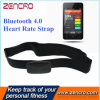 Traqueur de fréquence cardiaque de bande de poitrine de Bluetooth 4.0