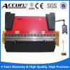 Doblador Wc67k-250t/3200 Ht072 del freno de la prensa hidráulica del Nc