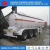 3 Semi Aanhangwagen van de Tank van de as 45m3 de Chemische Vloeibare voor Geconcentreerd Zwavelzuur