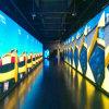 Colore completo della visualizzazione di LED dello schermo della parete di alta qualità P8 dell'interno