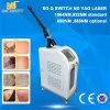 Precios de la máquina del laser del ND YAG del interruptor del retiro Q del tatuaje