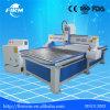CNCの彫刻家木製CNCのルーター機械を働かせるSteuctureの溶接された石