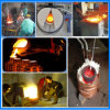 Horno fácil popular de la fusión del metal de la inducción de la operación (JLZ-45KW)