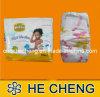 유럽 Market (MOBEE)를 위한 처분할 수 있는 Super Thin Good Baby Diaper