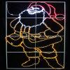 Indicatore luminoso differente di motivo di figura LED