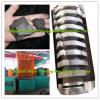 O desperdício automático monta pneus o engranzamento de borracha da planta de recicl 30 do pó