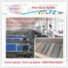 Linea di produzione di plastica di legno di profilo del PVC WPC