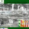 Ligne remplissante de mise en bouteilles de jus de fruits de petite capacité automatique