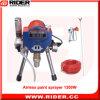 спрейер краски инструмента 1.75HP Eletric безвоздушный