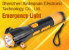 Radio de lampe-torche de dynamo avec le marteau Xln (XLN-703) de sûreté