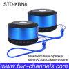 Диктор Bluetooth громкоговорителя миниый с руками освобождает подсказки Std-Kbn8 голоса функции