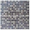 Mattonelle di mosaico di vetro della stanza da bagno dell'interno (TG-SNK-005)